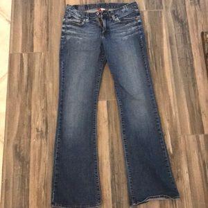 Vintage Lucky Jeans size 8/29